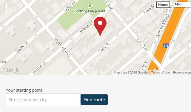Locations Example