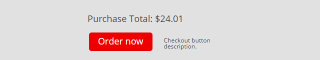 Simple Order Purchase Total